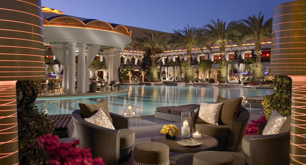 Top 10 High End Las Vegas Hotels - Wynn Las Vegas