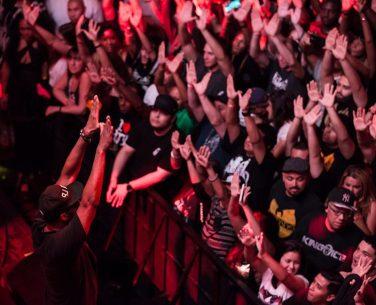 Wu-Tang Clan at Brooklyn Bowl Las Vegas