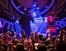 Wu-Tang Clan at Brooklyn Bowl Las Vegas