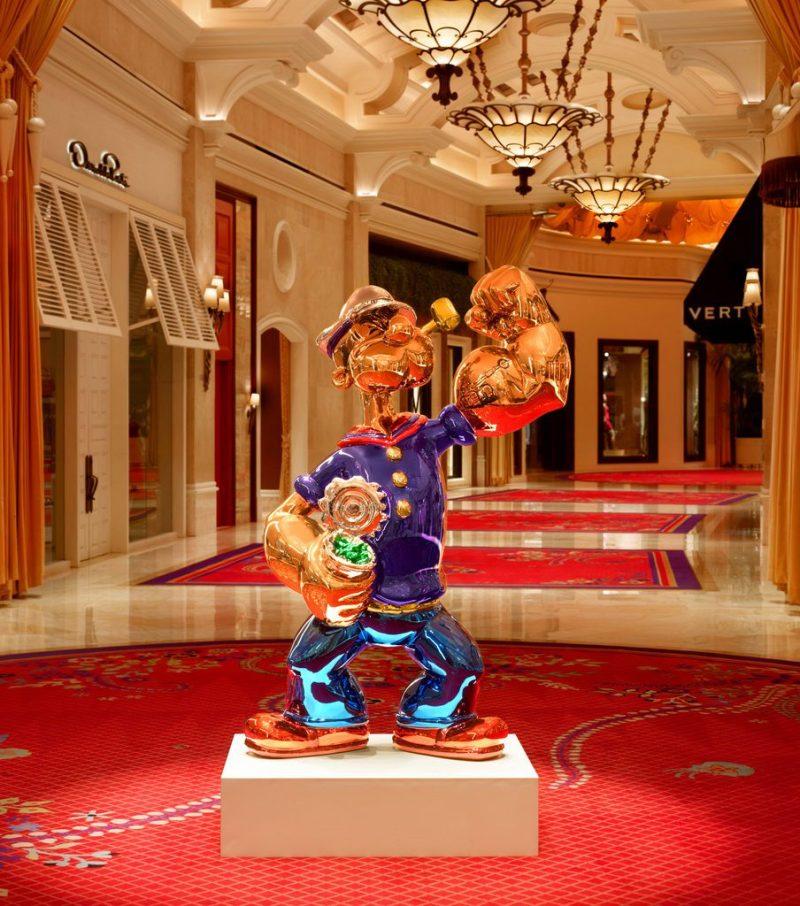 Jeff Koons - Popeye