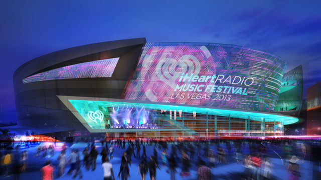 MGM Resorts International & AEG Arena