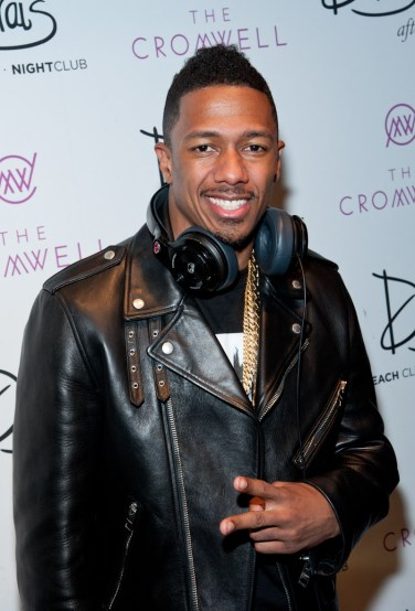 Nick Cannon at Drai's Nightclub