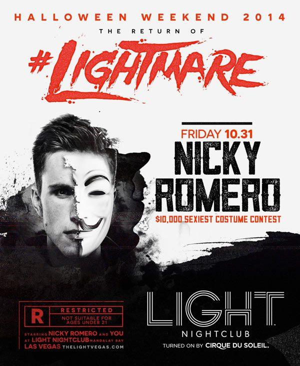Nicky Romero at LIGHT Nightclub