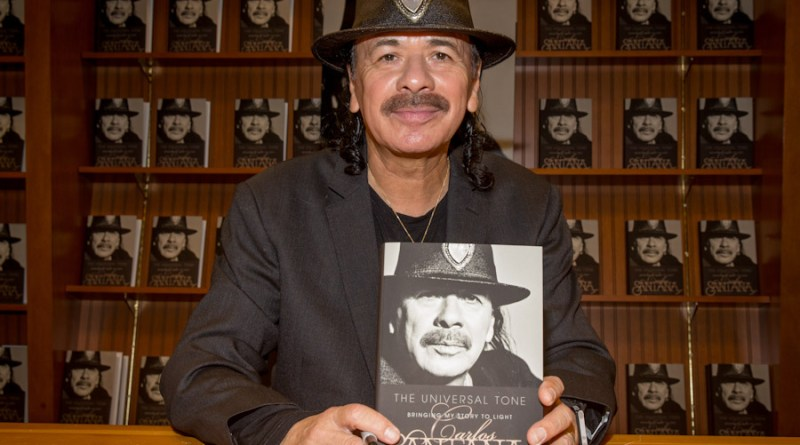 Carlos Santana House Of Blues Restaurant Bar November