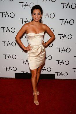 Eva Longoria at TAO Nightclub