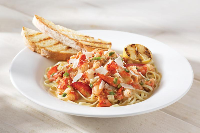 Red Lobsters NEW Lobster Scampi Linguini