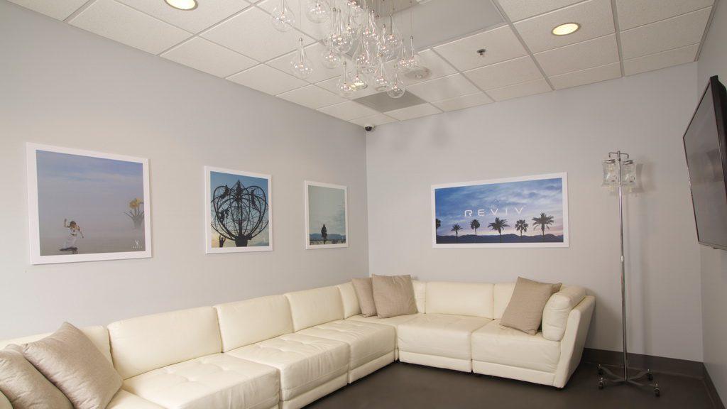 REVIV Las Vegas Group Room