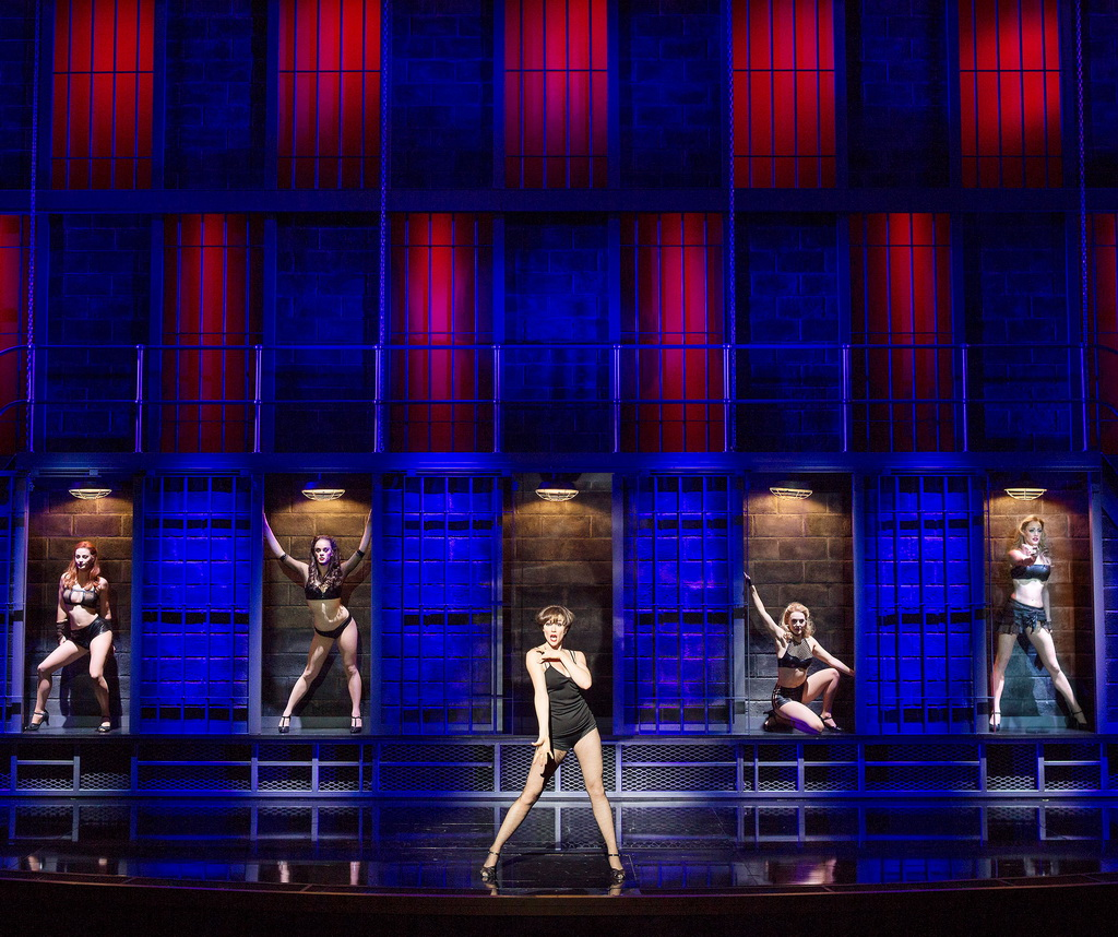 """Cell Block Tango"" from Chicago the Musical as featured in Steve Wynn's ShowStoppers"
