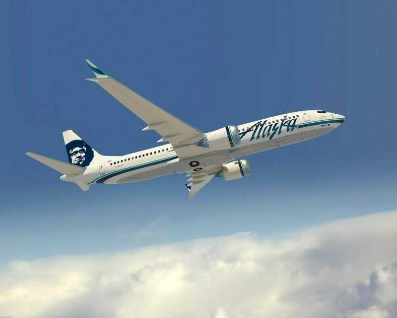 Alaska Airlines 737-MAX8