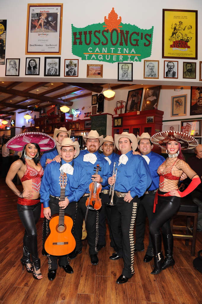 Hussongs Cantina - Rock N Roll Mariachis