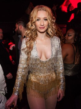 Iggy Azalea at Drai's Beach Nightclub