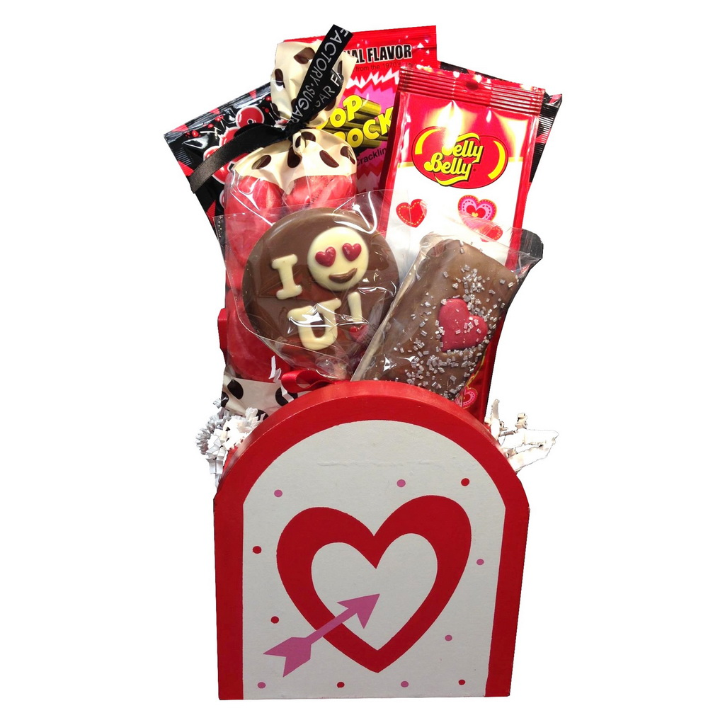 Sugar Factory - Love Letters Gift Basket