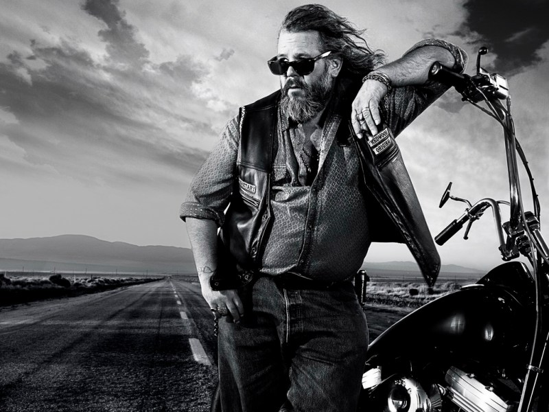 Mark Boone Junior on Sons of Anarchy