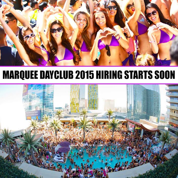 Marquee Dayclub 2015