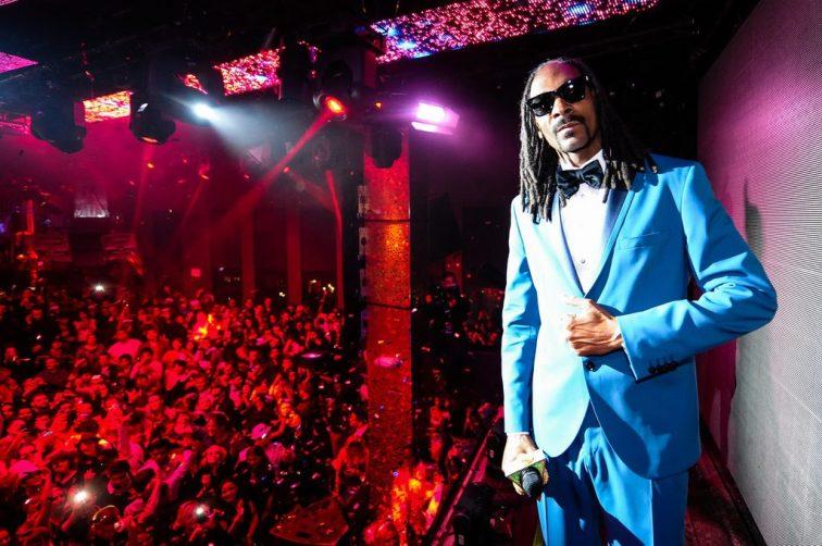 Snoop at TAO NYE 2015