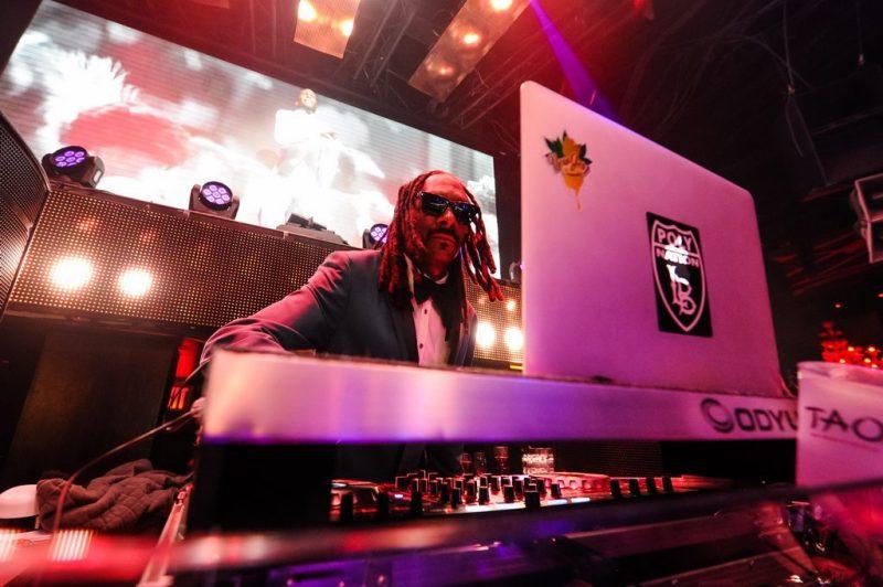 Snoop at TAO NYE 2015 - TAO Group