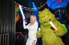 Stassi Schroeder at Body English Nightclub