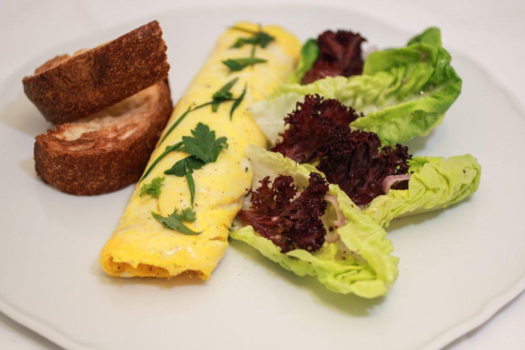 BARDOT Brasserie - Apps Omelet