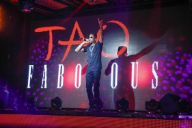 Fabolous at TAO Nightclub