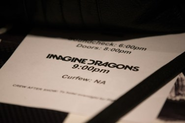 Imagine Dragons at Vinyl Las Vegas