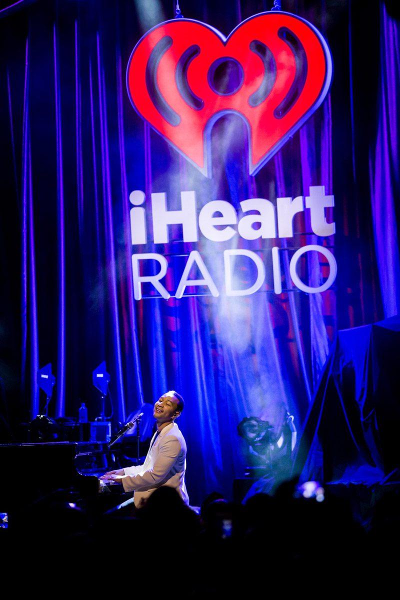 John Legend At IHeartRadio Ultimate Valentines Day Escape