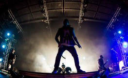 Papa Roach Performs at The Joint