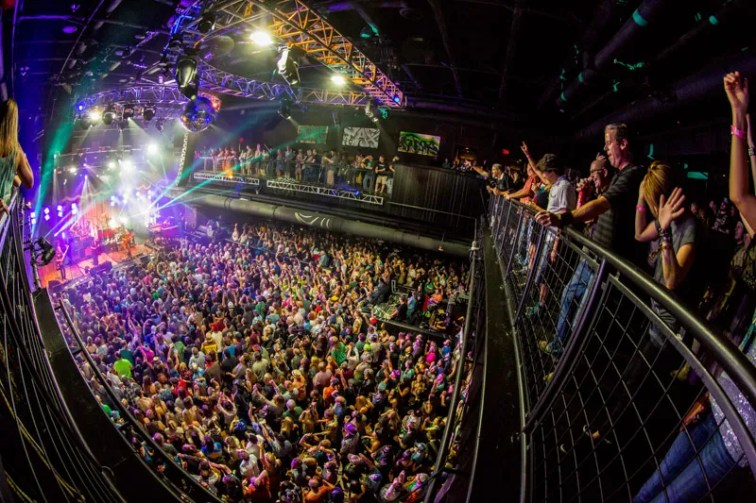 The String Cheese Incident at Brooklyn Bowl Las Vegas 15
