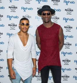 Nico & Vinz at REHAB