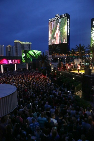 New Politics at The Cosmopolitan of Las Vegas