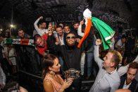 Conor McGregor at Foxtail Nightclub