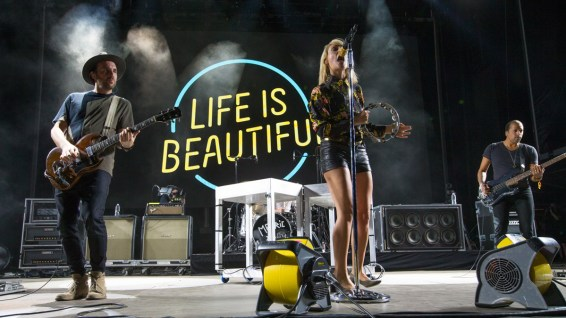 Life is Beautiful 2015 - Day Two