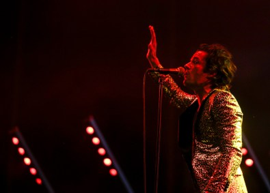 The Killers at Life is Beautiful 2015