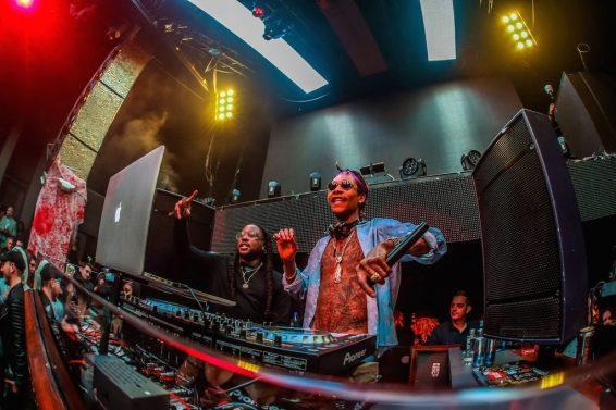 DJ Daddy Kat at aka Wiz Khalifa at TAO Halloween