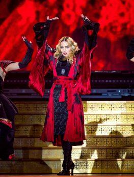 Madonna Rebel Heart Tour at MGM Grand