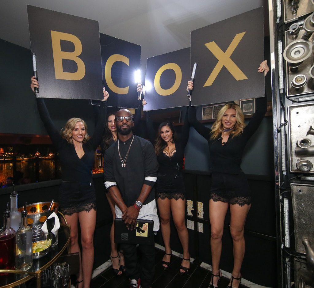 Bryan Cox at Hyde Bellagio