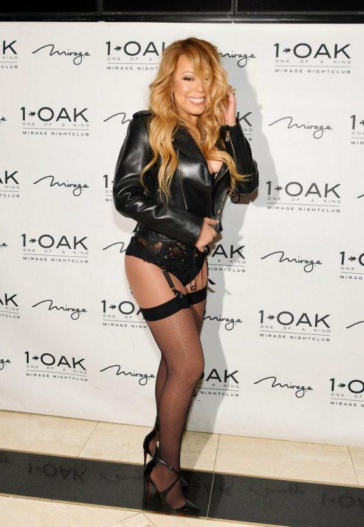Mariah Carey Performs Debut DJ Set at 1 OAK Las Vegas