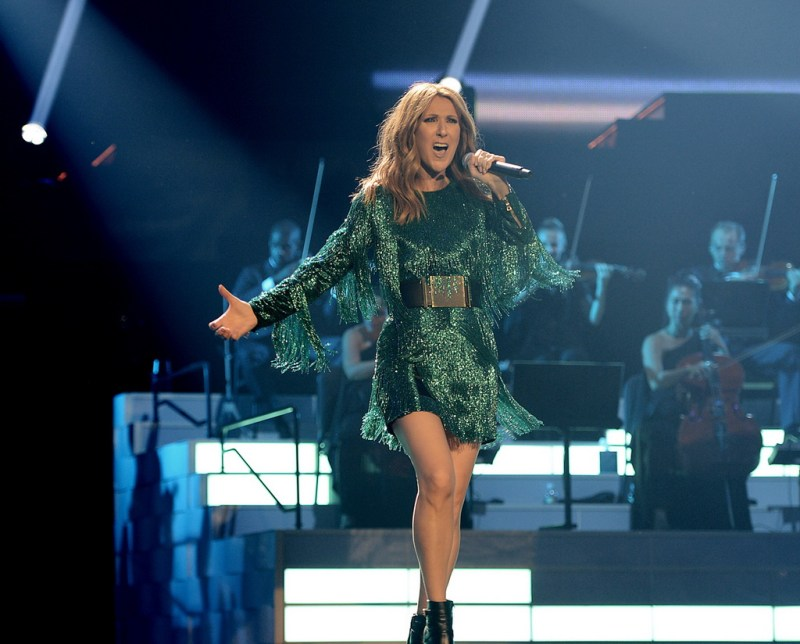 Celine Dion - Headliners and Concerts