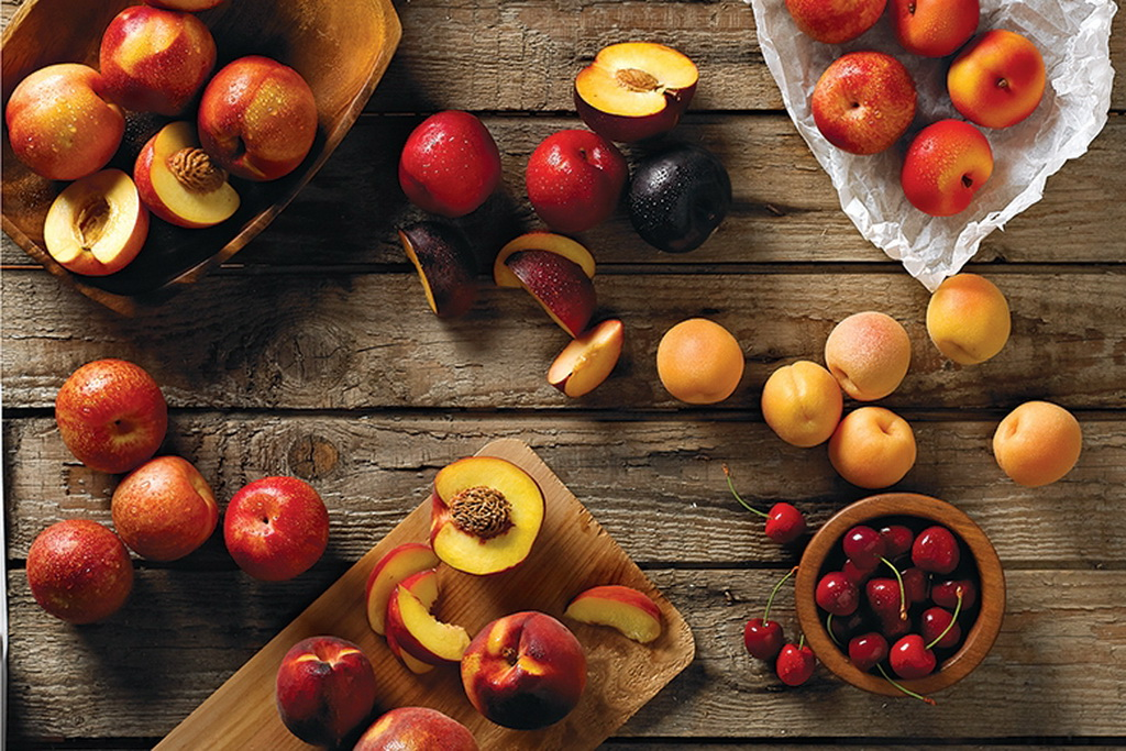 Summer Stone Fruits