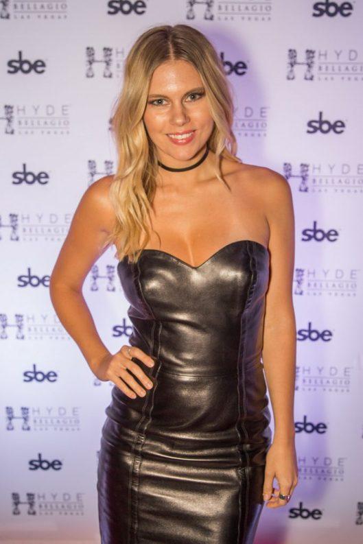Chrissy Blair at Hyde Bellagio