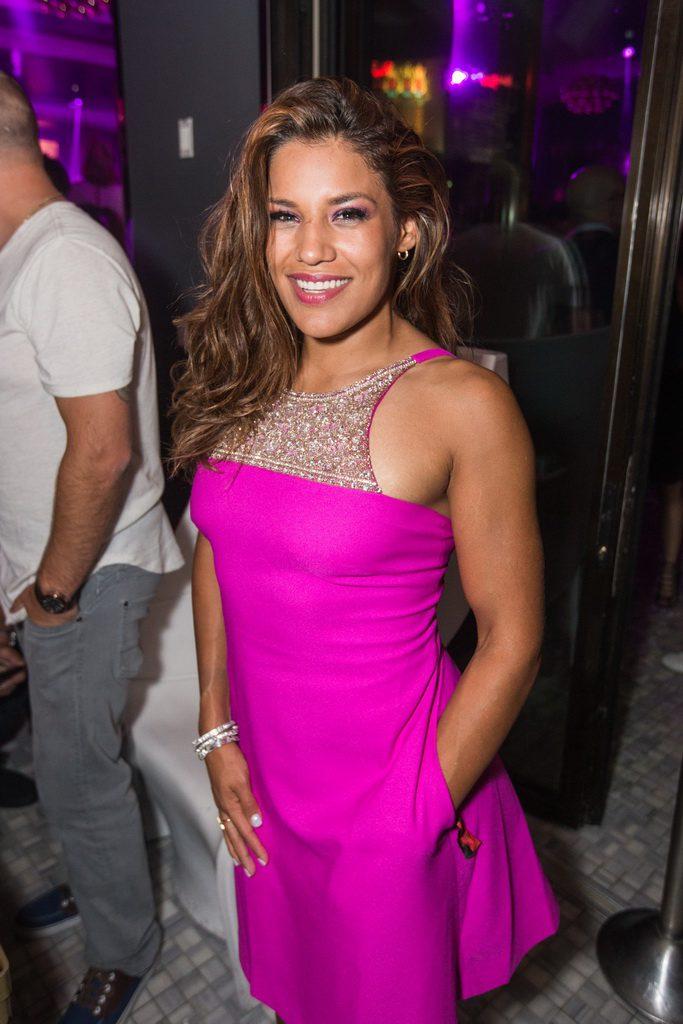 Julianna Pena at Hyde Bellagio