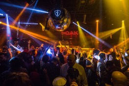 DJ Karma at 1 OAK Las Vegas for Halloween 2016