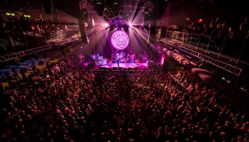 Ween at Brooklyn Bowl Las Vegas
