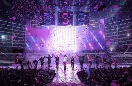 Backstreet Boys Larger Than Life at Planet Hollywood