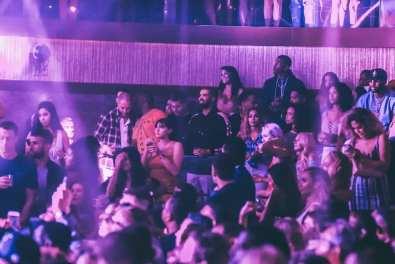 Drake at JEWEL