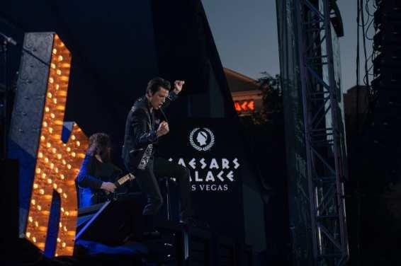 The Killers at Caesars Palace - Jimmy Kimmel Live