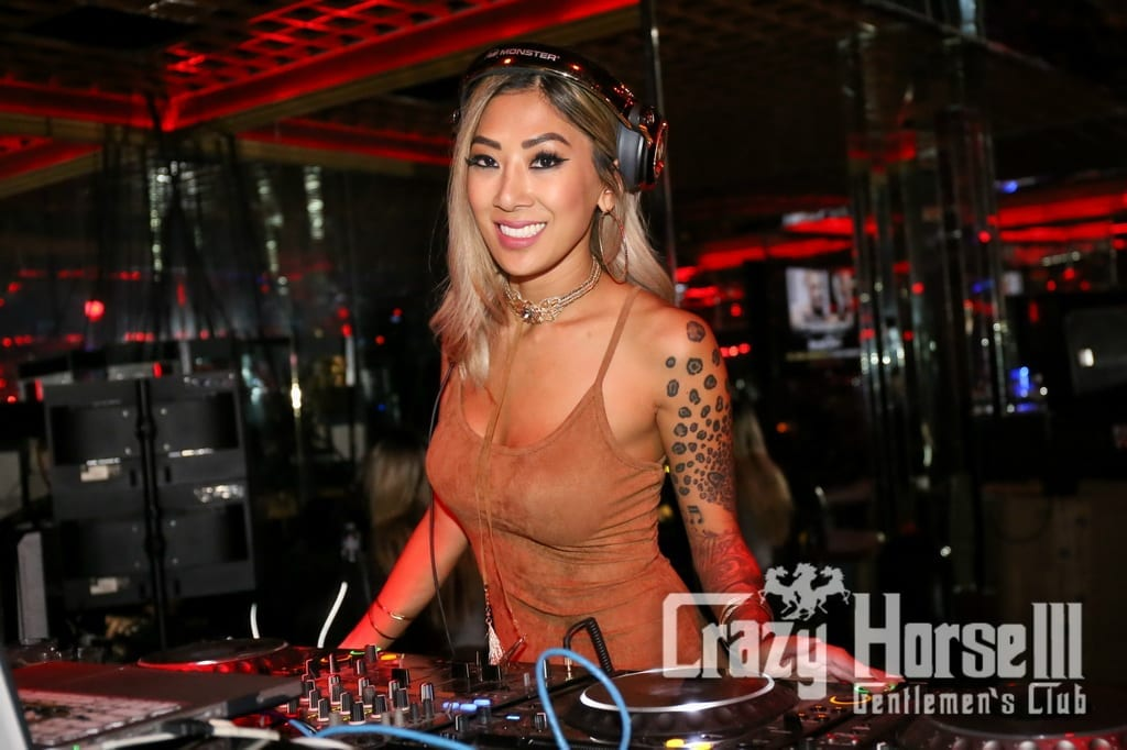 DJ Kittie at Crazy Horse III