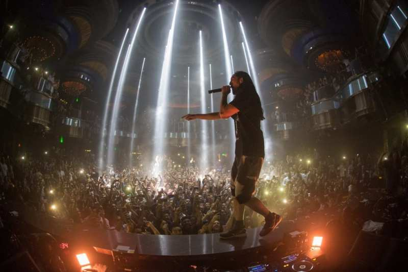 OMNIA - Steve Aoki - Photo credit Aaron Garcia