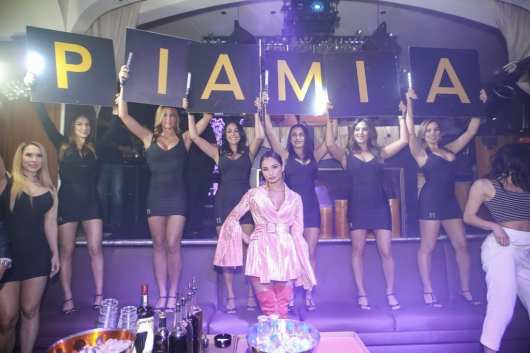 Pia Mia takes over Hyde Bellagio for her 21st birthday