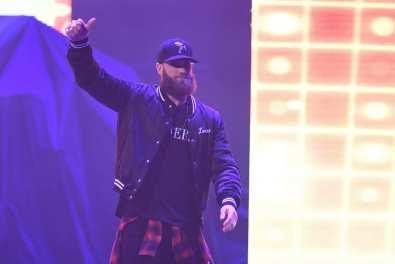 Bryce Harper Presents at Vegas Strong Benefit Concert
