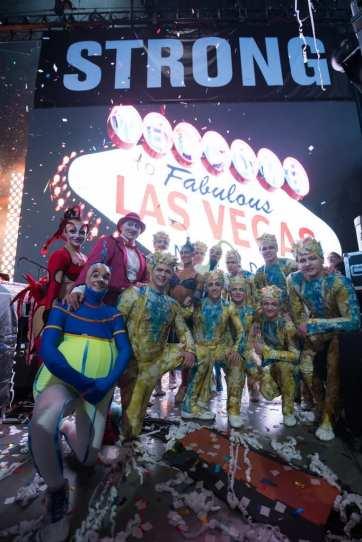 Cirque du Soleil at Vegas Strong Benefit Strong
